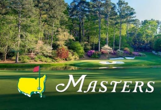 The Masters Pic