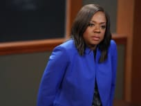 Disturbing News - How to Get Away with Murder