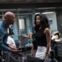She Did What?! - Lethal Weapon Season 1 Episode 6