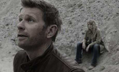 Mary and Lucifer-Supernatural Season 13