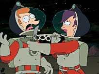 Futurama Season 1 Episode 8