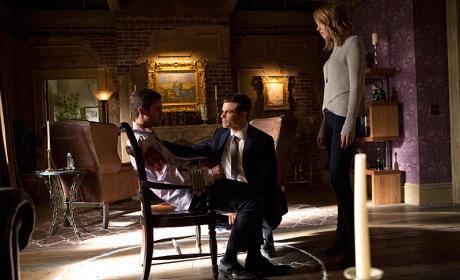 Tristan Held Hostage - The Originals Season 3 Episode 8