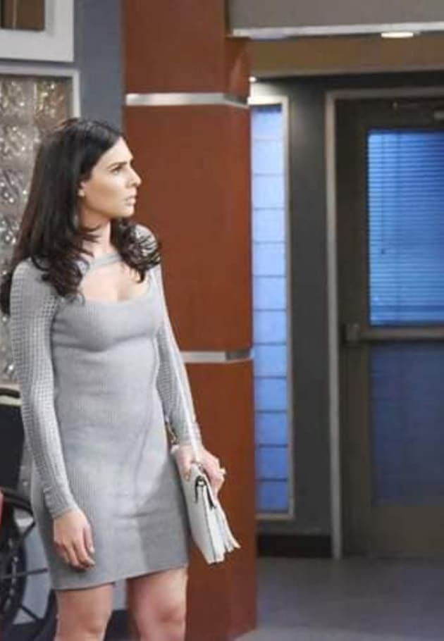 Defensive Gabi - Days of Our Lives