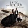 Lady antebellum just a kiss