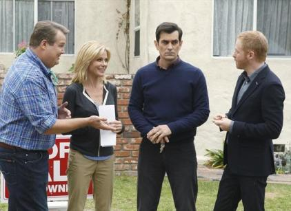 Watch Modern Family Season 4 Episode 10 Online