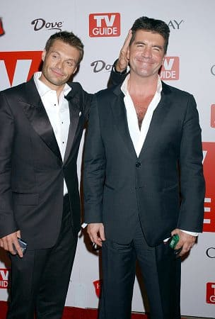 Simon Cowell and Ryan Seacrest: All An Act?