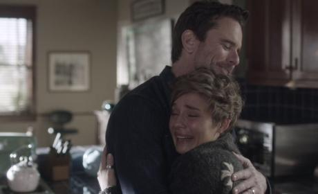 Deacon embraces Scarlett - Nashville Season 5 Episode 16