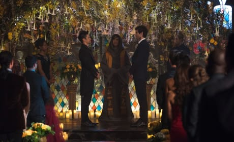The Wedding Party - Shadowhunters Season 3 Episode 22