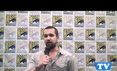 Rob McElhenney is a TV Fanatic