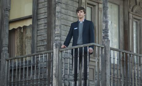 Manager of the Bates Motel Season 5 Episode 1