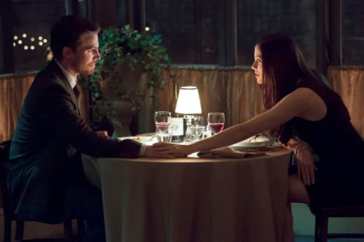 Oliver on a Date