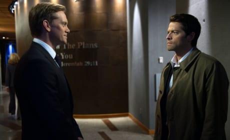 "Supernatural Photos from ""Captives"""