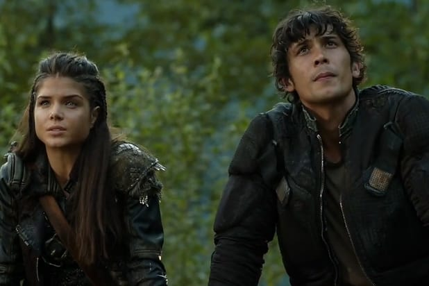 Bellamy and Octavia Blake, The 100