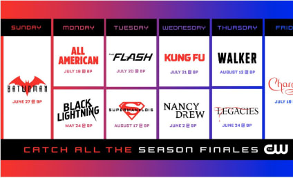 The CW Summer Finales: When Will Your Favorites End?