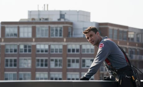The Wrong Foot - Chicago Fire