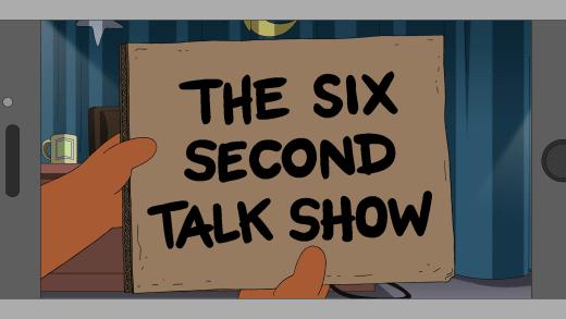 Six Seconds - Family Guy Season 16 Episode 18