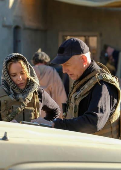 Gibbs Helps Out - NCIS Season 18 Episode 8