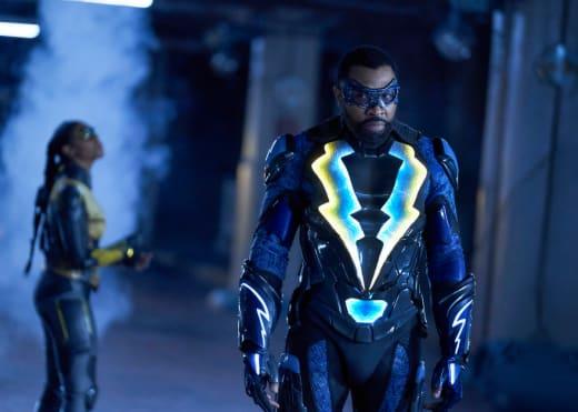 Superhero Code - Black Lightning Season 2 Episode 15