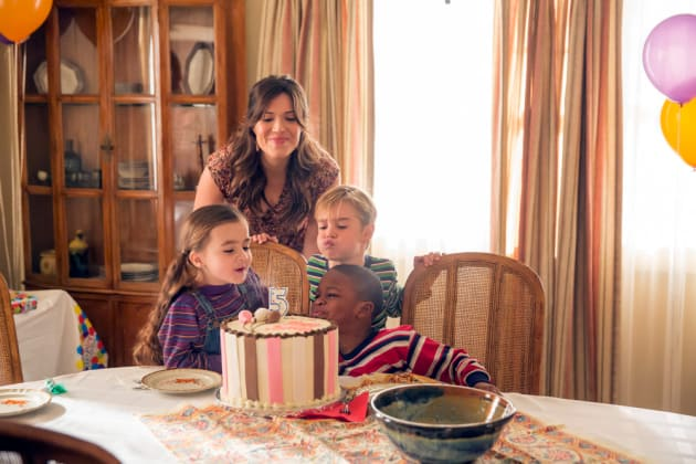 Five! - This Is Us Season 1 Episode 13