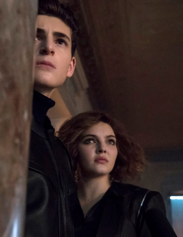 Working Together - Gotham Season 5 Episode 3