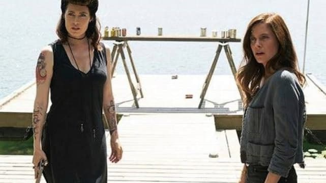 Team-Up - Mary Harris & Nicole Mitchell - Mary Kills People
