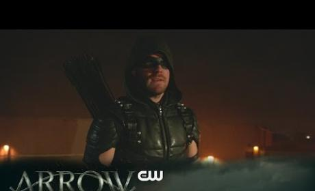 Arrow Midseason 4 Sizzle Reel: Not Especially Bright