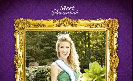 Savannah Portrait - Chrisley Knows Best