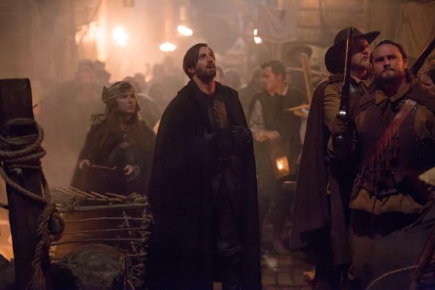 Isaac Views The Sky - Salem Season 3 Episode 3