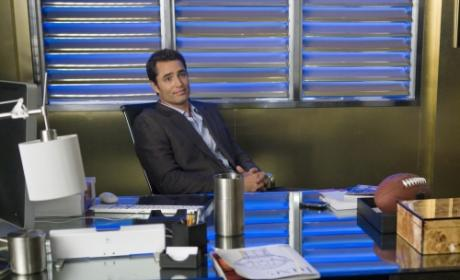 Victor Webster as Caleb
