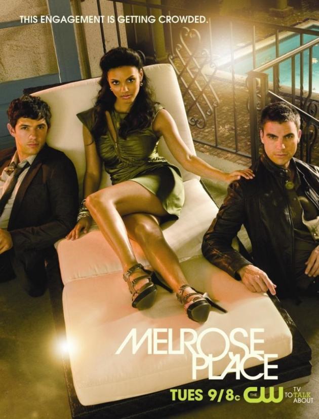 Melrose Poster
