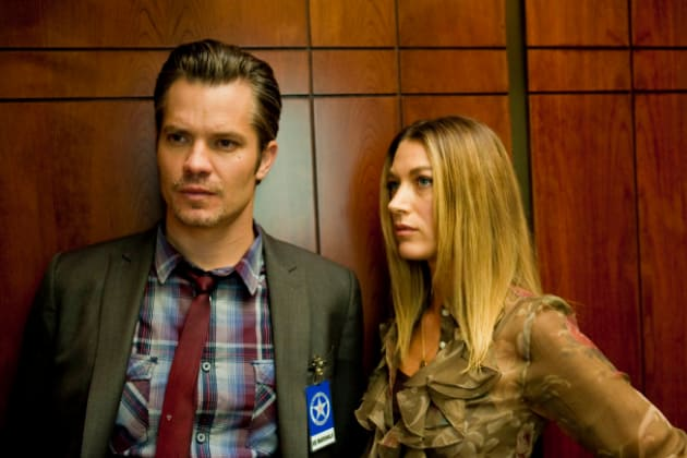 Raylan and Winona