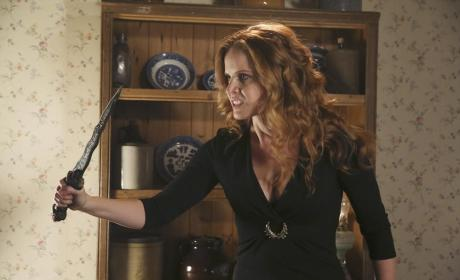 Zelena and the Dagger