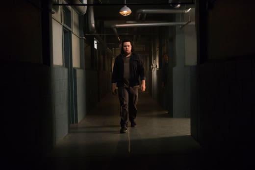 Working That Mullet - The Walking Dead Season 8 Episode 7