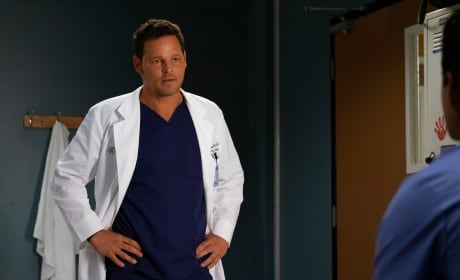 The Boss Man - Grey's Anatomy Season 15 Episode 3