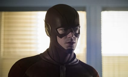 The Flash Photos: Are You Ready for Some Plundering?