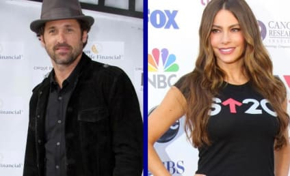 Tournament of TV Fanatic Quarterfinals: Patrick Dempsey vs. Sofia Vergara!