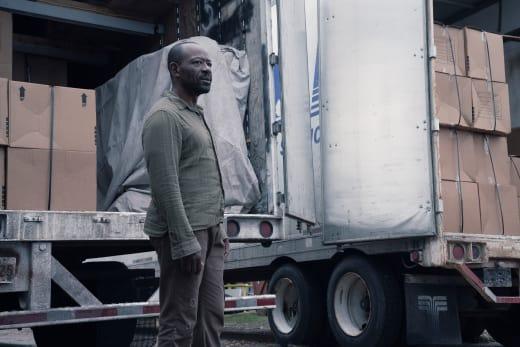 Special Delivery - Fear the Walking Dead Season 4 Episode 11
