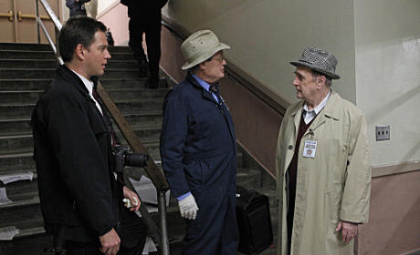 Bob Newhart on NCIS