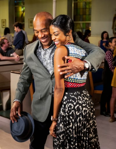 Family Moments - God Friended Me Season 2 Episode 7