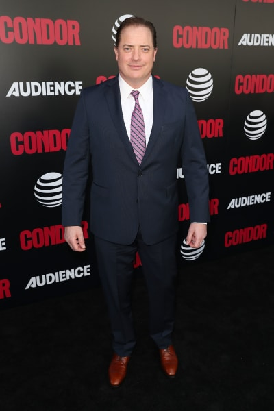 Brendan Fraser Attends CONDOR Premiere
