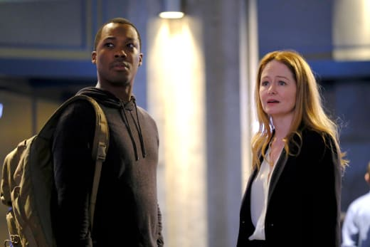 Carter and Rebecca - 24: Legacy