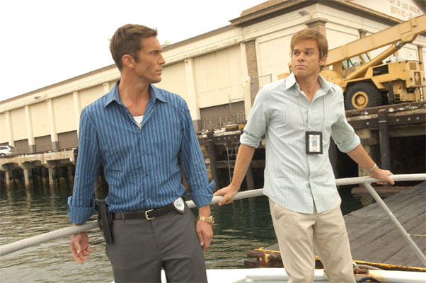 Quinn and Dexter