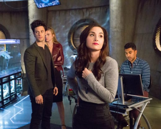 Camille's New Career - Stitchers Season 3 Episode 9