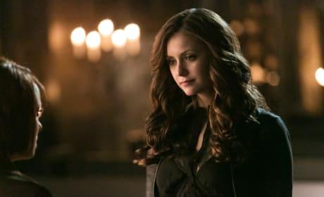 Katherine on Season 5