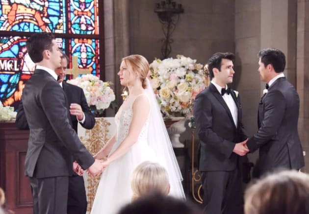 A Double Wedding - Days of Our Lives