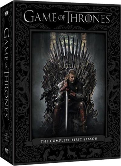 GoT DVD