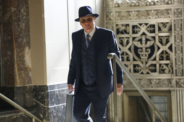 Mr. Dapper - The Blacklist Season 6 Episode 1