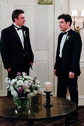 Marshall and Ted Bonding