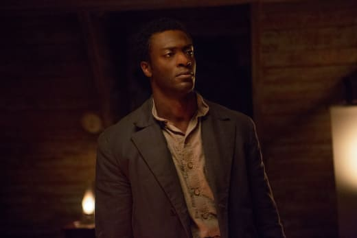 Betrayed Noah - Underground Season 2 Episode 9