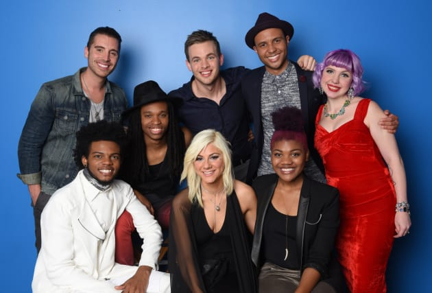 Idol 8 - American Idol